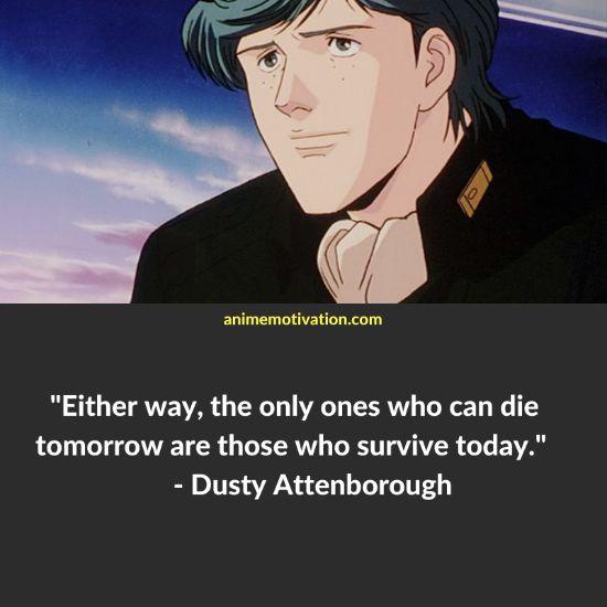 Dusty Attenborough quotes