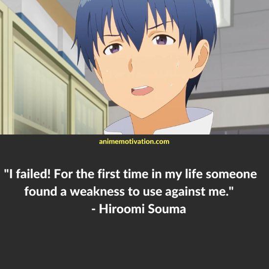 Hiroomi Souma quotes