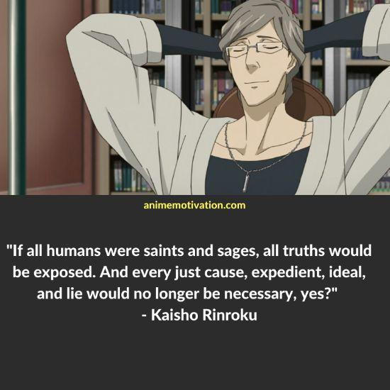 Kaisho Rinroku quotes 1