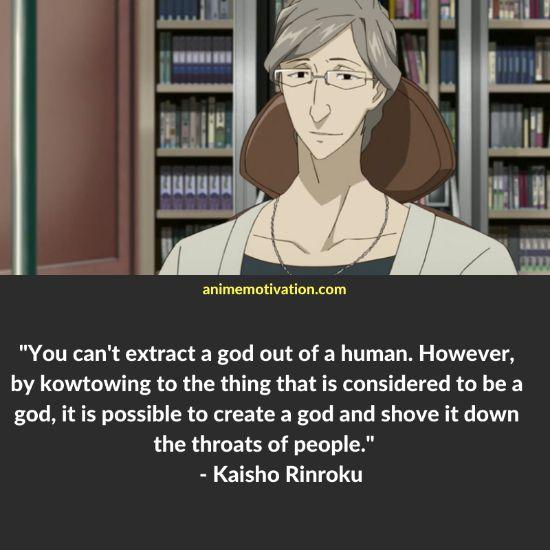 Kaisho Rinroku quotes