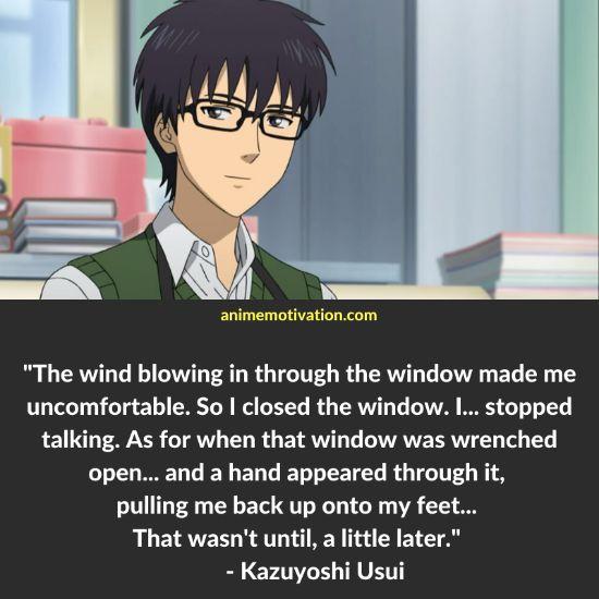 Kazuyoshi Usui quotes