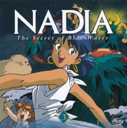 Nadia The Secret Of The Blue Water anime show 1