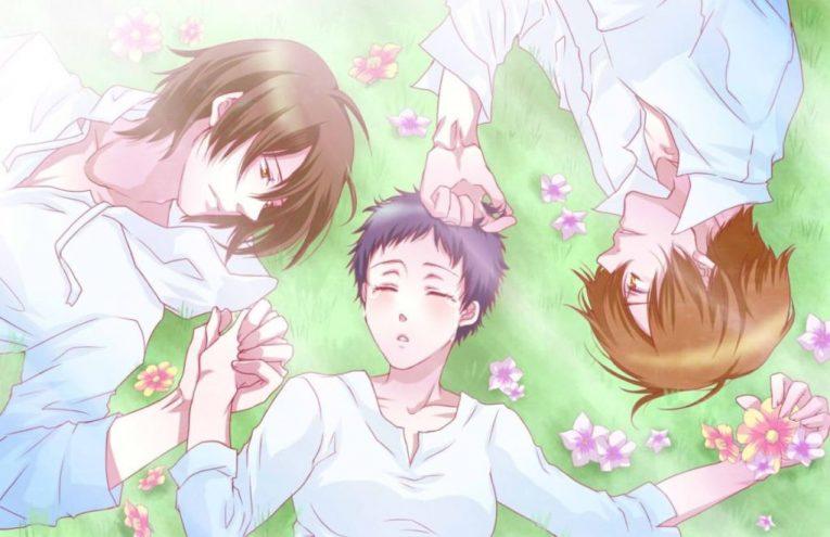 Natsuyuki Rendezvous anime wallpaper
