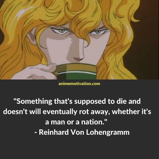 Reinhard Von Lohengramm quotes 1