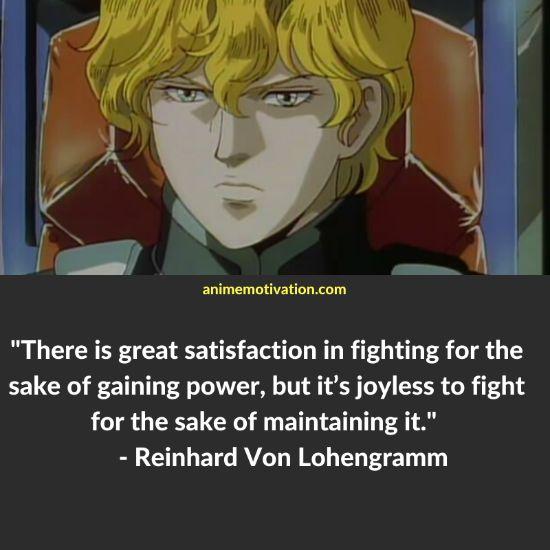 Reinhard Von Lohengramm quotes 2