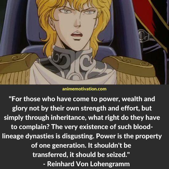 Reinhard Von Lohengramm quotes 4