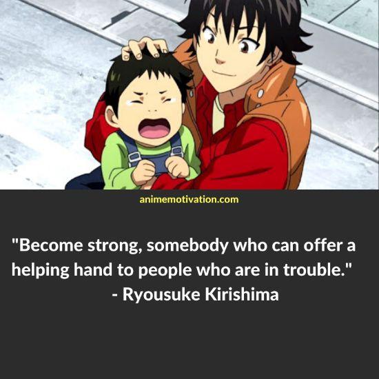 Ryousuke Kirishima quotes