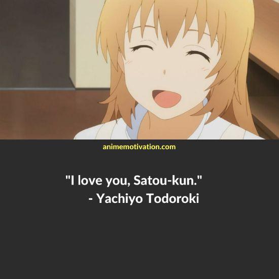 Yachiyo Todoroki quotes