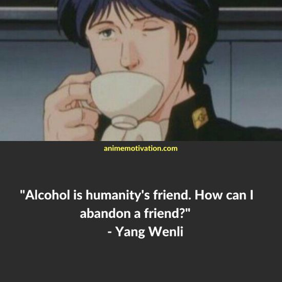Yang Wenli quotes 3