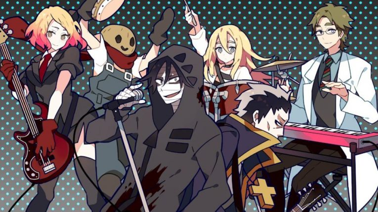 angels of death anime series