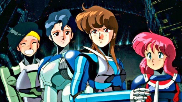 anime girls old school s