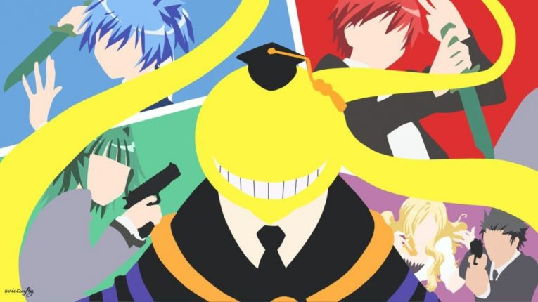 assassination classroom wallpaper anime