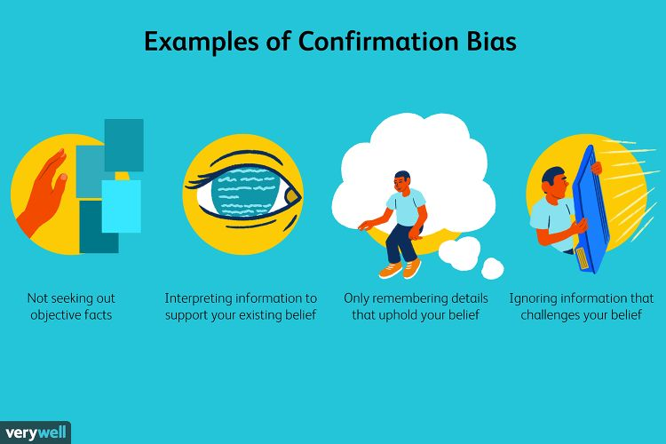 confirmation bias verywell