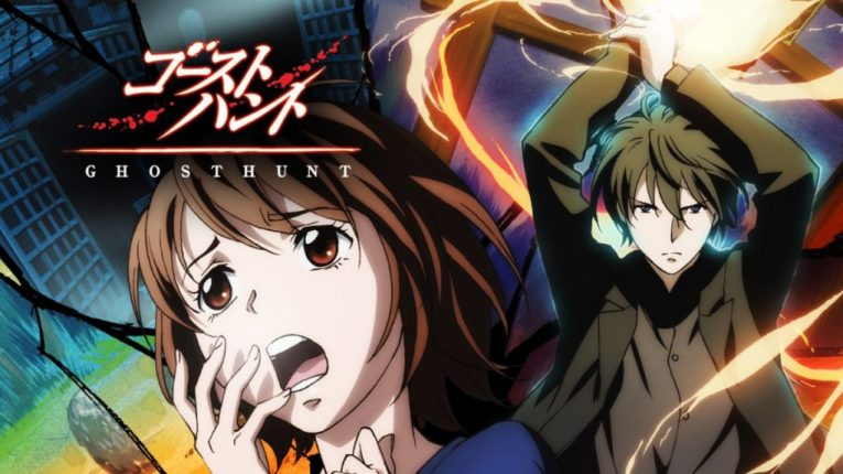 ghost hunt anime wallpaper