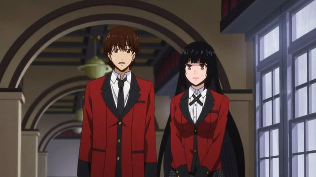 kakegurui school uniform
