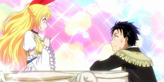 nisekoi characters romance