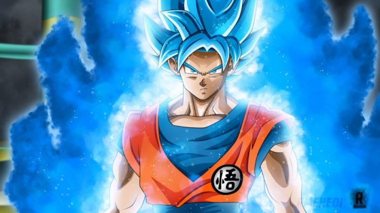 Goku SSB Wallpaper