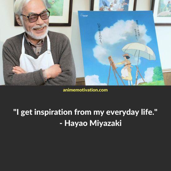 Hayao Miyazaki quotes 1