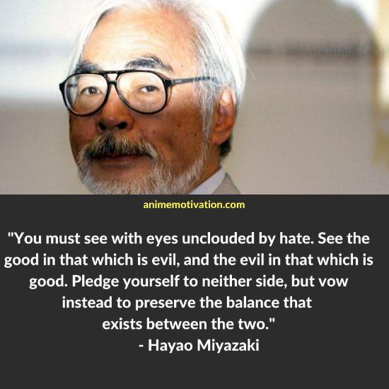 Hayao Miyazaki quotes 11