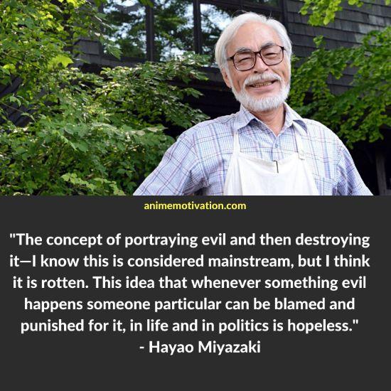 Hayao Miyazaki quotes 12
