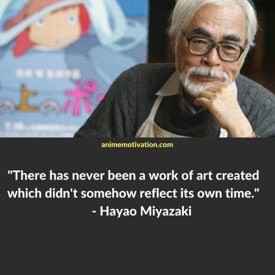 Hayao Miyazaki quotes 19