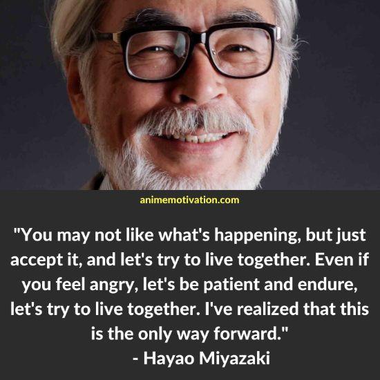 Hayao Miyazaki quotes 2