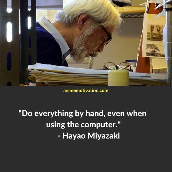 Hayao Miyazaki quotes 21
