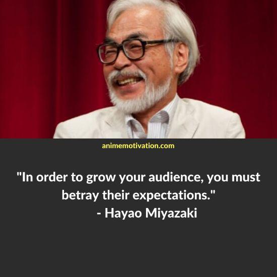 Hayao Miyazaki quotes 28