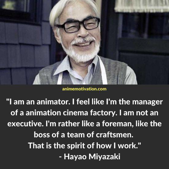 Hayao Miyazaki quotes 29