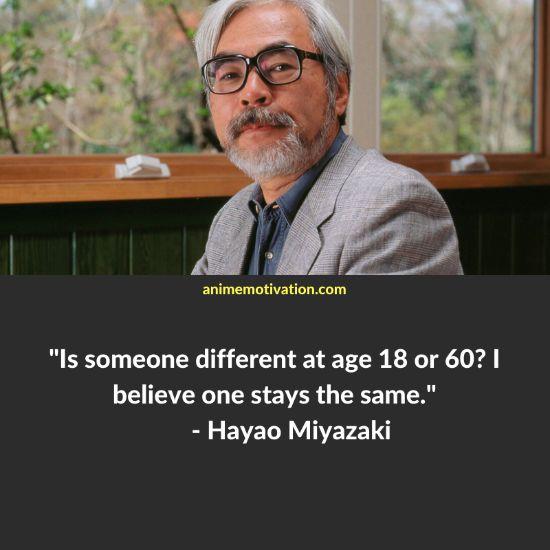 Hayao Miyazaki quotes 3