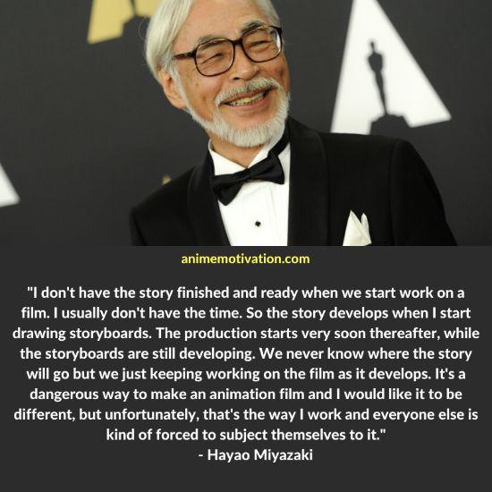 Hayao Miyazaki quotes 32