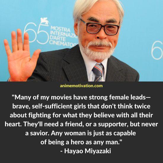 Hayao Miyazaki quotes 35