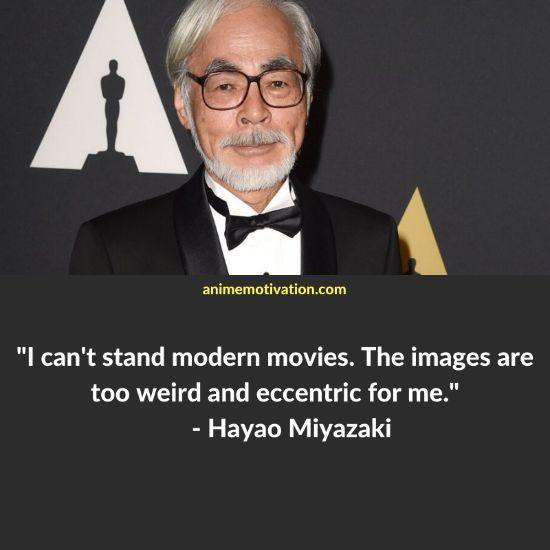 Hayao Miyazaki quotes 36
