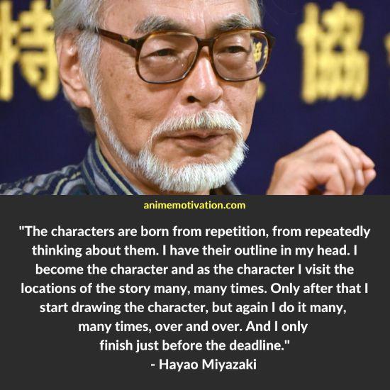 Hayao Miyazaki quotes 38