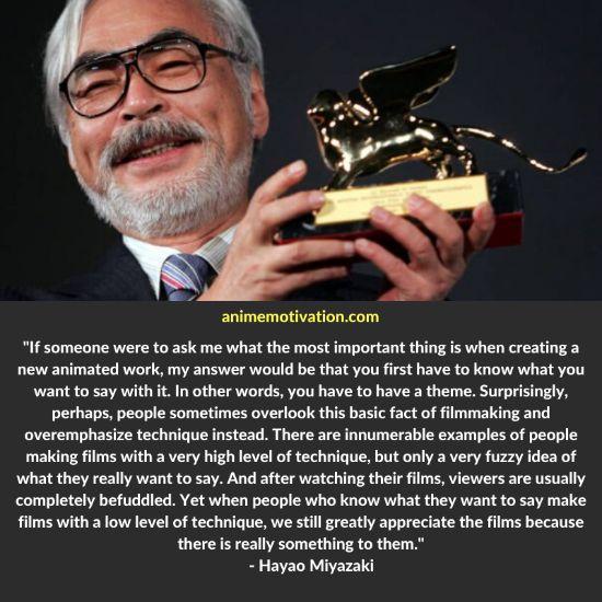 Hayao Miyazaki quotes 41