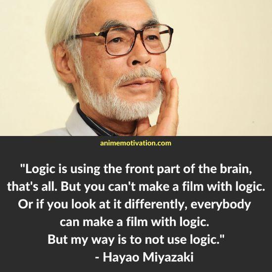 Hayao Miyazaki quotes 5