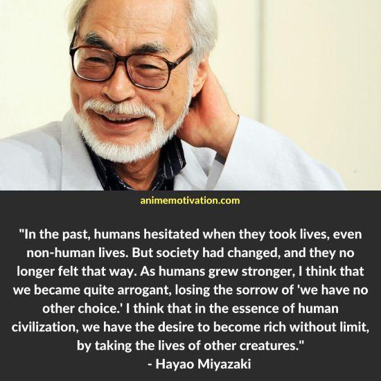 Hayao Miyazaki quotes 6