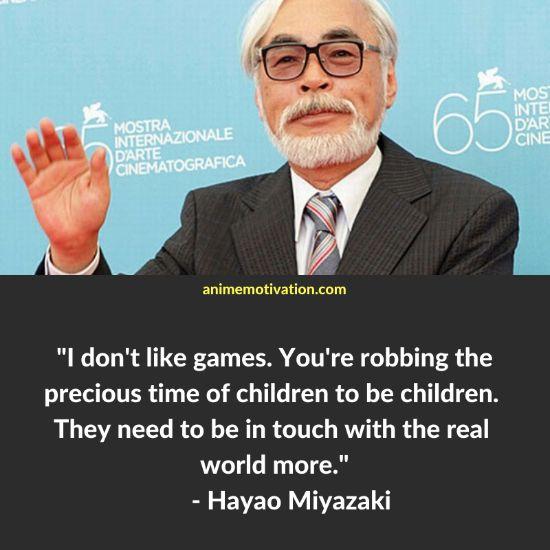 Hayao Miyazaki quotes 8
