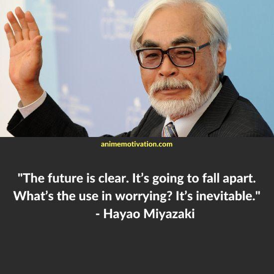 Hayao Miyazaki quotes 9