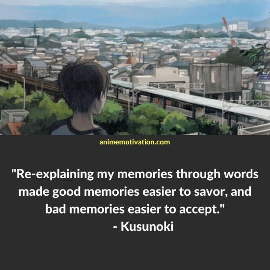 Kusunoki three days of happiness quotes 4