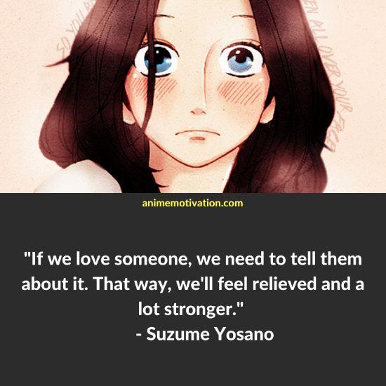 Suzume Yosano quotes 1
