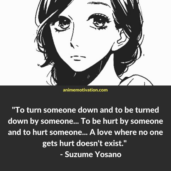Suzume Yosano quotes 4