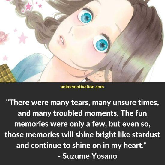 Suzume Yosano quotes 5