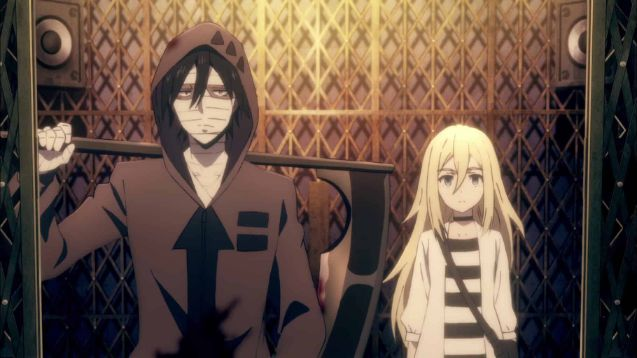 angels of death characters