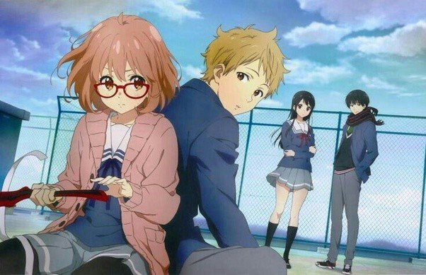 beyond the boundary girl and boy