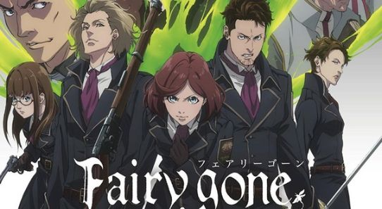 fairy gone anime characters