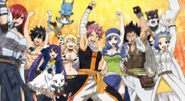 fairy tail final series characters