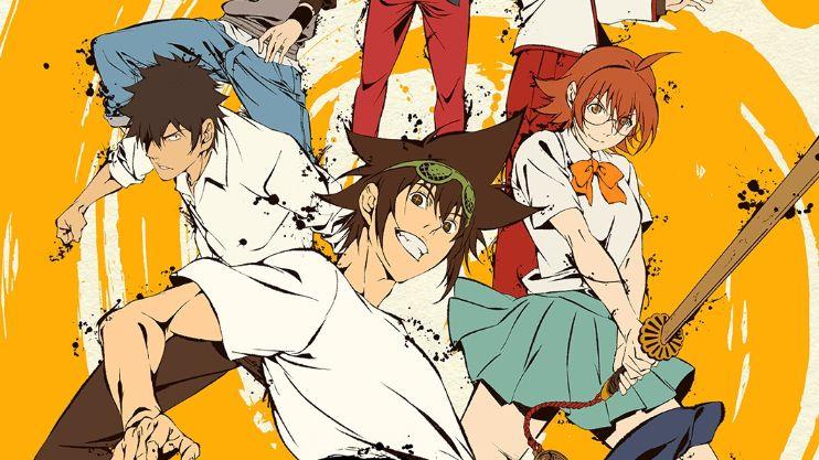 god of high school anime curnchyroll