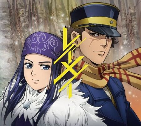 golden kamuy characters asirpa and saichi