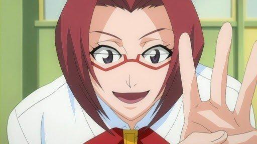 honsho chizuru bleach anime glasses 1